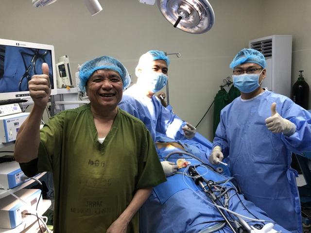 Gặp mặt vị bác sĩ đặt dấu ấn Việt trên bản đồ y khoa thế giới - Ảnh 9.