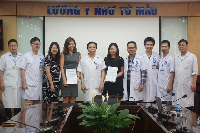 Gặp mặt vị bác sĩ đặt dấu ấn Việt trên bản đồ y khoa thế giới - Ảnh 10.