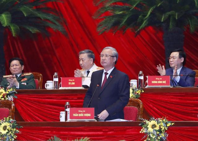 Công bố danh sách Ban Chấp hành Trung ương Đảng khóa XIII - Ảnh 2.