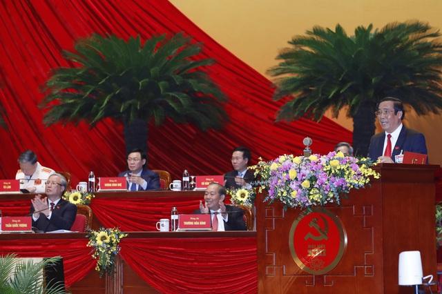 Công bố danh sách Ban Chấp hành Trung ương Đảng khóa XIII - Ảnh 3.