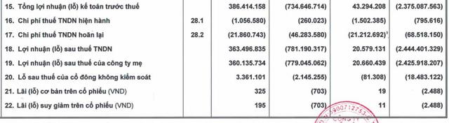 HAGL Agrico (HNG): Quý 4 ghi nhận 945 tỷ doanh thu chuyển nhượng, cả năm 2020 thoát lỗ ngoạn mục với lãi ròng 21 tỷ đồng - Ảnh 2.