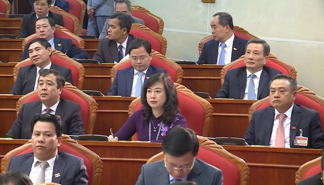 Ông Nguyễn Phú Trọng tái đắc cử Tổng Bí thư - Ảnh 5.