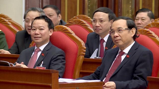 Ông Nguyễn Phú Trọng tái đắc cử Tổng Bí thư - Ảnh 6.