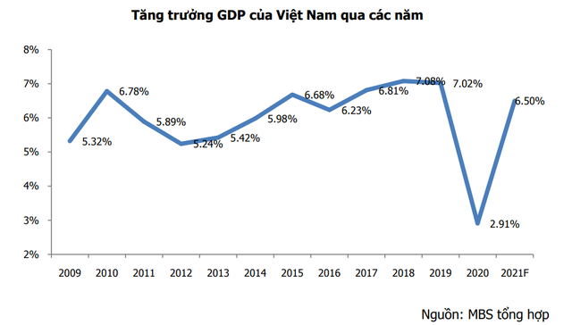 Vì sao chu kỳ suy giảm tăng trưởng kinh tế Việt Nam qua nhanh hơn so với quá khứ? - Ảnh 1.
