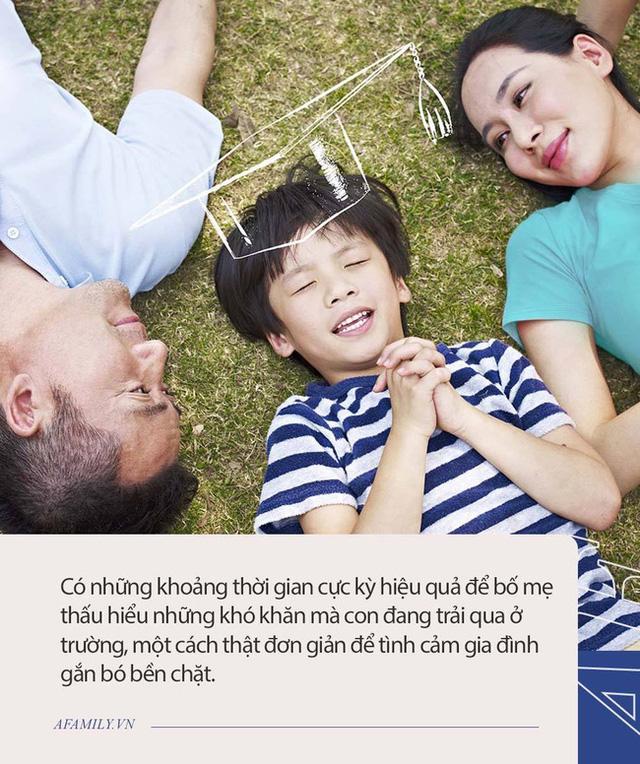 Chuyên gia Đại học Harvard: 4 thời gian đặc biệt trong ngày cha mẹ nên ở bên cạnh con, có thể thay đổi cuộc đời đứa trẻ