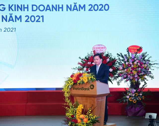 VietinBank báo lãi trước thuế 16.450 tỷ đồng trong năm 2020 - Ảnh 1.