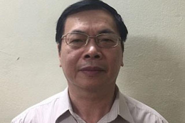Ông Vũ Huy Hoàng hầu toà với cáo buộc gây thiệt hại đặc biệt lớn 2.713 tỉ đồng - Ảnh 1.