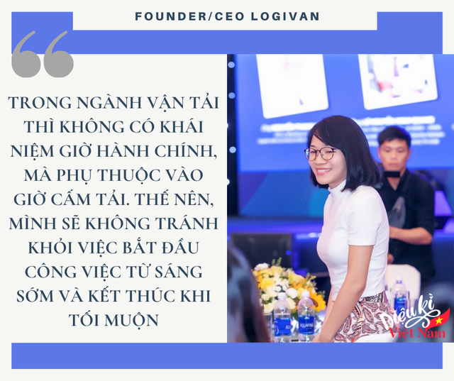 CEO LOGIVAN Phạm Khánh Linh: Founder nữ sẽ gặp nhiều khó khăn hơn founder nam nhưng Linh vượt qua được những khó khăn đó! - Ảnh 2.