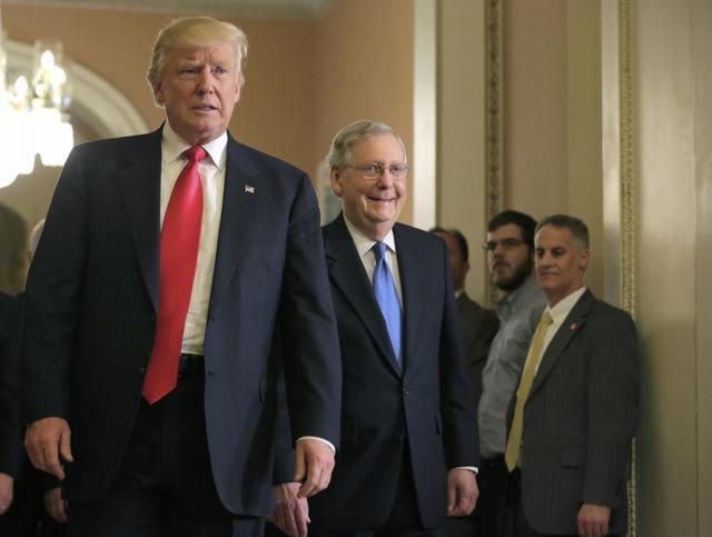 Ông Trump có thể bị luận tội sau vụ hỗn loạn tại Quốc hội Mỹ  - Ảnh 1.
