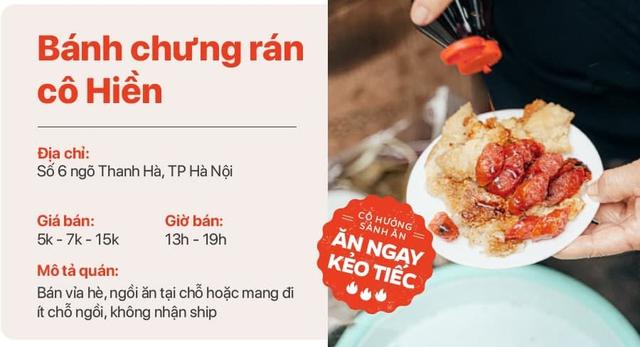 Hàng bánh chưng rán nức tiếng ngõ chợ Thanh Hà: Qua 2 thế hệ và gần một thế kỷ vẫn vẹn nguyên hương vị thời thơ ấu, bí quyết gói gọn trong miếng mỡ gà và chiếc mâm nhôm - Ảnh 15.