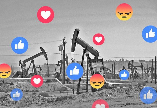 Ngành công nghiệp dầu mỏ Mỹ đối đầu Tổng thống Joe Biden trên chiến trường... Facebook - Ảnh 1.
