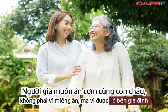 """Ngày Quốc tế Người cao tuổi: Đừng quên """"giải độc tinh thần"""", chăm sóc sức khỏe cho """"cây cao bóng cả"""" trong gia đình - Ảnh 1."""