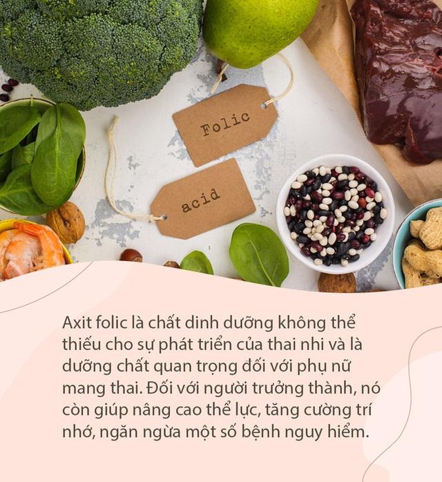 4 loại rau là ngân hàng cung cấp axit folic tự nhiên, ăn thường xuyên rất tốt cho cơ thể - Ảnh 1.