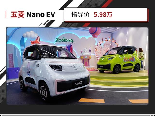 Ô tô điện giá 70 triệu đồng lộ diện, rẻ hơn xe máy ở Việt Nam, đi 305km sạc đầy pin - Ảnh 1.