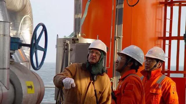 Trung Quốc phát hiện mỏ dầu khổng lồ ở vịnh Bột Hải - Ảnh 1.