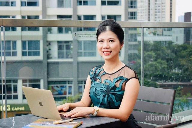 """Người phụ nữ 37 tuổi ở Sài Gòn bỏ làm giám đốc ngân hàng để thành """"mẹ xịn"""" trong mắt con và tự do tài chính sau 6 năm - Ảnh 1."""