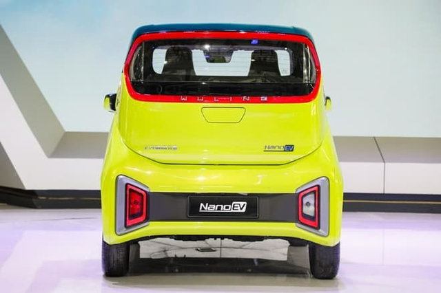 Ô tô điện giá 70 triệu đồng lộ diện, rẻ hơn xe máy ở Việt Nam, đi 305km sạc đầy pin - Ảnh 3.