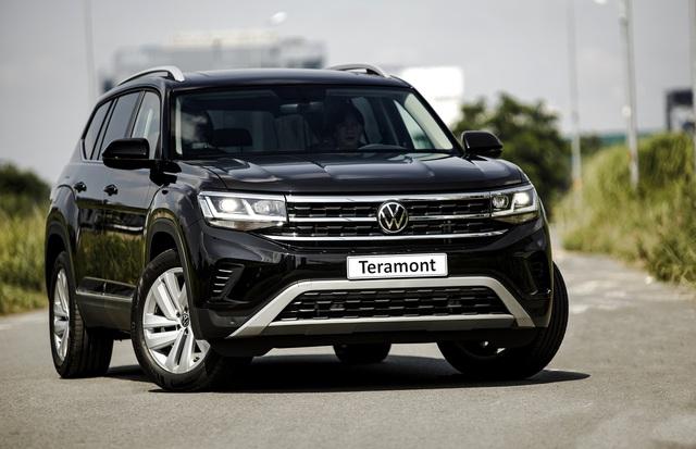 SUV 7 chỗ Volkswagen Teramont về Việt Nam: Giá 2,35 tỷ đối đầu Ford Explorer - Ảnh 1.