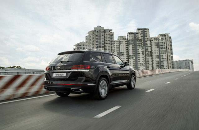 SUV 7 chỗ Volkswagen Teramont về Việt Nam: Giá 2,35 tỷ đối đầu Ford Explorer - Ảnh 2.