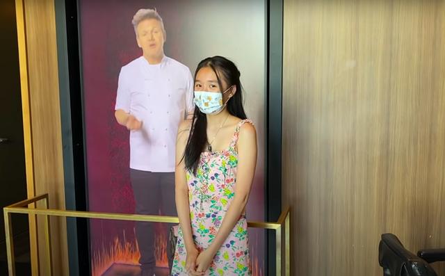 Đẳng cấp giàu có của Jenny Huỳnh: Review hẳn nhà hàng của Gordon Ramsay, gây bất ngờ vì chi phí quá... rẻ! - Ảnh 2.