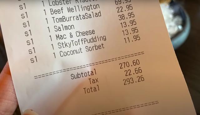 Đẳng cấp giàu có của Jenny Huỳnh: Review hẳn nhà hàng của Gordon Ramsay, gây bất ngờ vì chi phí quá... rẻ! - Ảnh 12.