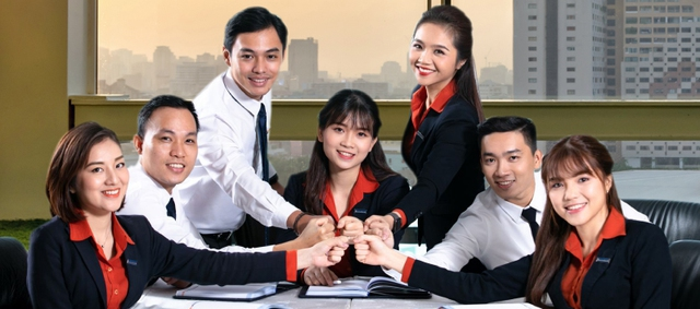 Sacombank là một trong những nơi có môi trường làm việc tốt nhất châu Á năm 2021 - Ảnh 1.