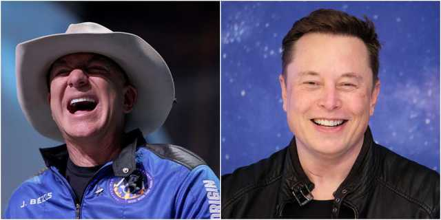 Liên tục cạnh tranh vị trí giàu nhất thế giới nhưng cả Jeff Bezos và Elon Musk đều có mặt trong danh sách tỷ phú keo kiệt nhất - Ảnh 1.