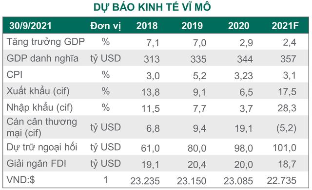 Dragon Capital: Ngành sản xuất sẽ dẫn dắt sự phục hồi, tăng trưởng kinh tế năm 2022 có thể đạt 9,6% - Ảnh 2.