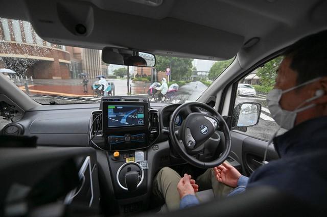 Dân số già, lao động thiếu thốn, Nhật Bản đặt cược vào ô tô tự lái nhưng đây là thách thức lớn nhất - Ảnh 1.
