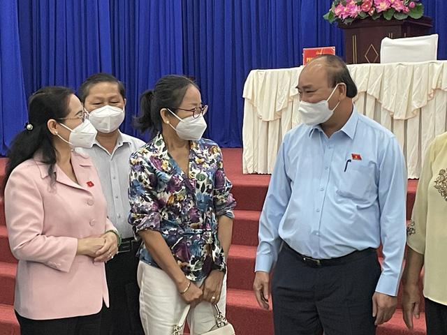 Chủ tịch nước Nguyễn Xuân Phúc: Vắc-xin cho trẻ em được đặc biệt quan tâm! - Ảnh 2.