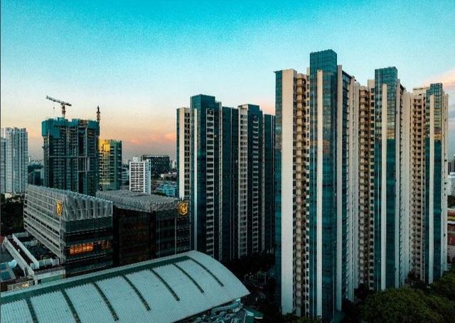 Diễn biến lạ của thị trường căn hộ chung cư TP Hồ Chí Minh sau nới lỏng giãn cách - Ảnh 1.
