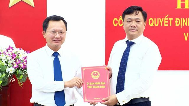 Quảng Ninh điều động, bổ nhiệm nhiều lãnh đạo Sở, ngành - Ảnh 1.