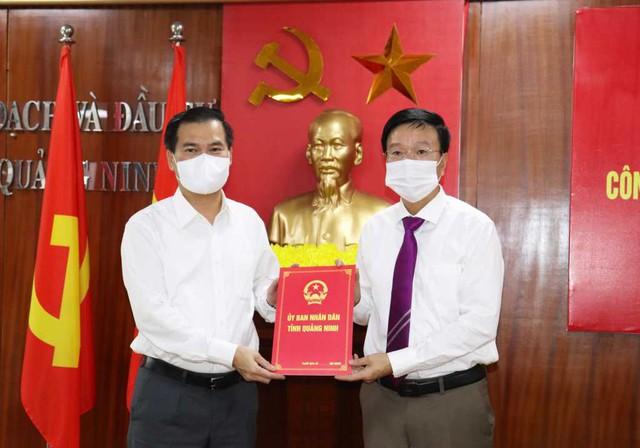 Quảng Ninh điều động, bổ nhiệm nhiều lãnh đạo Sở, ngành - Ảnh 2.