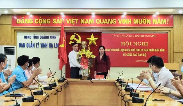 Quảng Ninh điều động, bổ nhiệm nhiều lãnh đạo Sở, ngành - Ảnh 3.