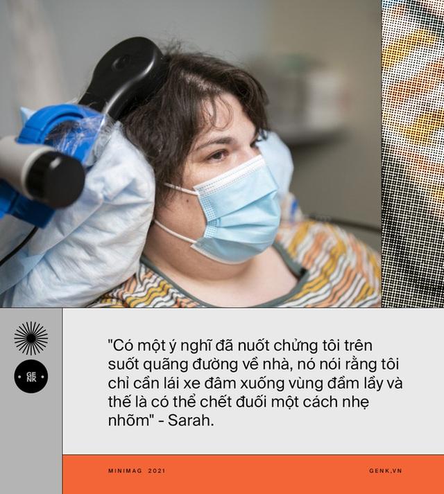 Hạnh phúc chạy bằng pin: Bệnh nhân đầu tiên trên thế giới chữa khỏi trầm cảm nhờ phẫu thuật kích thích não - Ảnh 1.