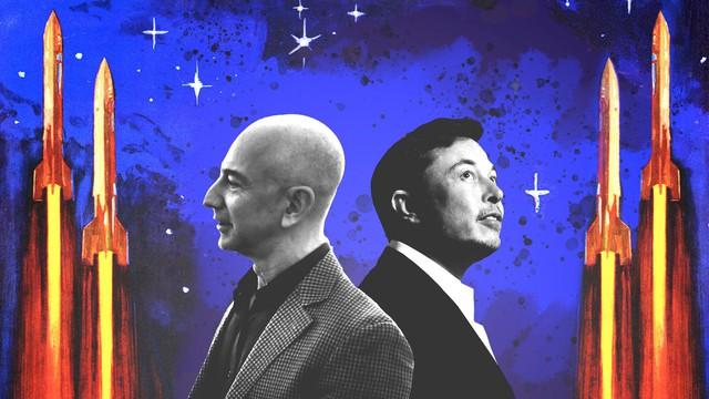 Bỏ xa Jeff Bezos trên bảng xếp hạng siêu giàu, Elon Musk lại vừa có màn đá xoáy cực gắt dù không nói một từ - Ảnh 2.