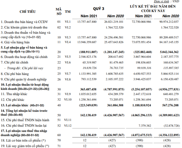 Kinh doanh dưới giá vốn, một công ty thuỷ sản vẫn có lãi ròng nhờ đầu tư chứng khoán - Ảnh 3.