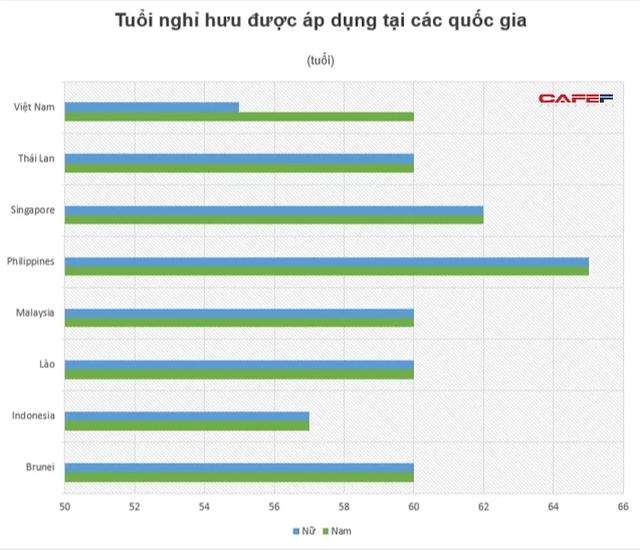 Vì sao khi già hoá dân số càng nhanh, khác biệt giữa người có lương hưu và không có lương hưu của Việt Nam càng rõ - Ảnh 1.