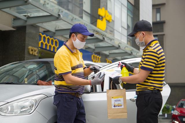 """BeCar hoạt động trở lại ở TP.HCM từ hôm nay, chi thưởng """"khủng"""" cho tài xế - Ảnh 1."""