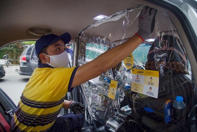 """BeCar hoạt động trở lại ở TP.HCM từ hôm nay, chi thưởng """"khủng"""" cho tài xế - Ảnh 2."""