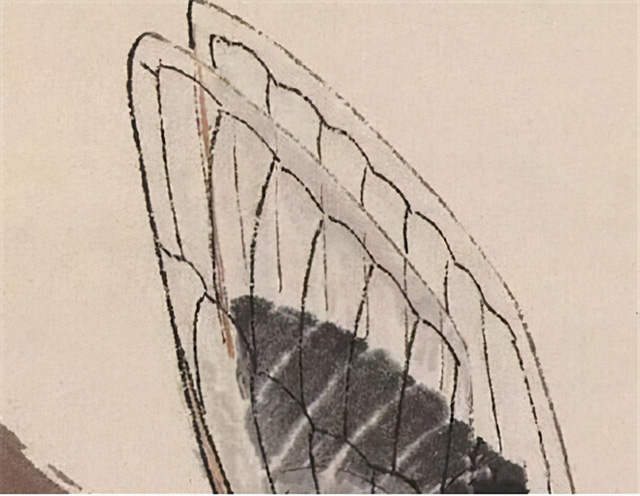 """Bức tranh con ve sầu đơn giản bán được gần 3.000 tỷ đồng, chuyên gia lên tiếng: """"Phóng to 20 lần lên xem sẽ biết như thế còn rẻ"""" - Ảnh 2."""