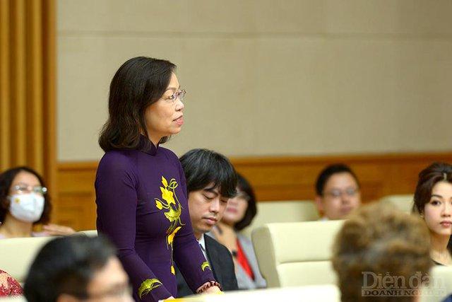 [TRỰC TIẾP] Thủ tướng Chính phủ gặp mặt Doanh nhân nhân Ngày Doanh nhân Việt Nam - Ảnh 13.