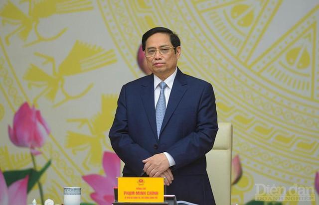 [TRỰC TIẾP] Thủ tướng Chính phủ gặp mặt Doanh nhân nhân Ngày Doanh nhân Việt Nam - Ảnh 3.