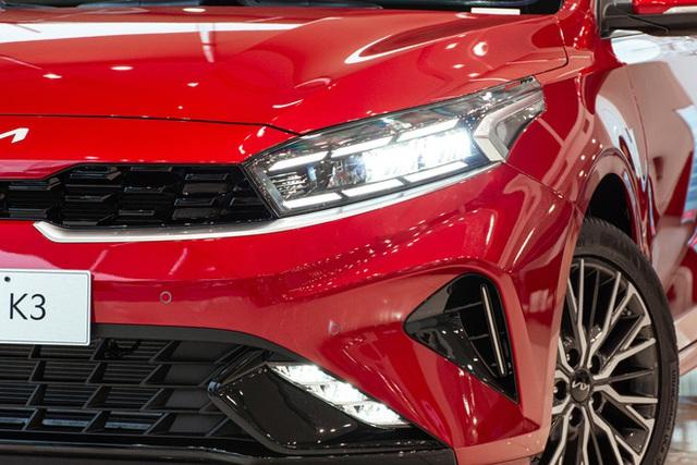 Khám phá Kia K3 Premium vừa về đại lý: ĐẸP XỊN che lấp phanh tay cơ - Ảnh 5.