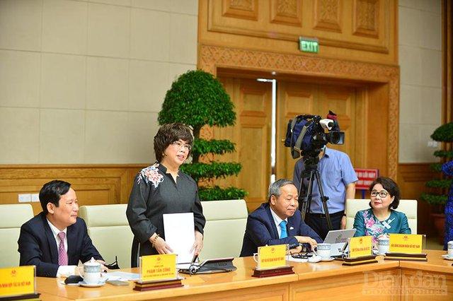 [TRỰC TIẾP] Thủ tướng Chính phủ gặp mặt Doanh nhân nhân Ngày Doanh nhân Việt Nam - Ảnh 6.