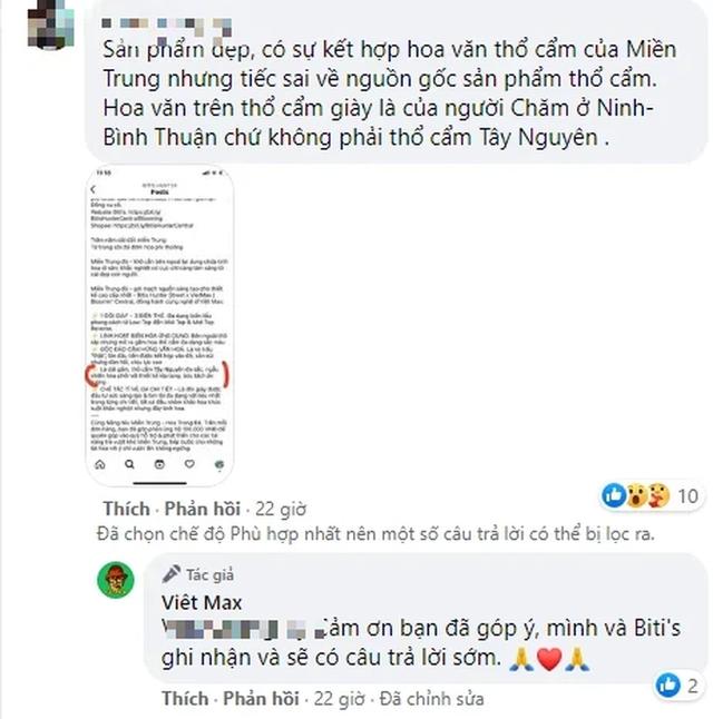 Nghi vấn Bitis sử dụng gấm của Taobao trong sản phẩm tôn vinh tự hào Việt Nam? - Ảnh 7.