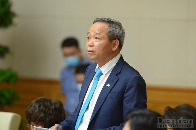 [TRỰC TIẾP] Thủ tướng Chính phủ gặp mặt Doanh nhân nhân Ngày Doanh nhân Việt Nam - Ảnh 8.