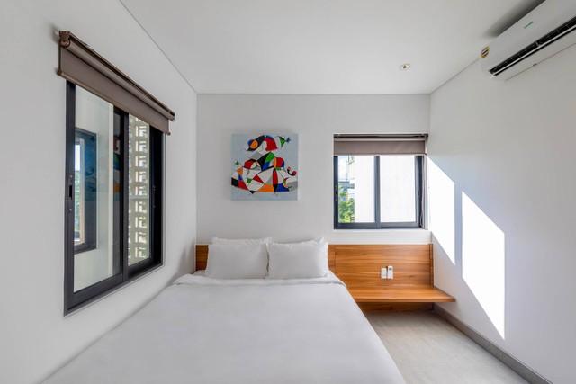Căn nhà thứ hai 4,5 tỉ đồng tuyệt đẹp ở Đà Nẵng của đại gia Hà Nội chỉ dành riêng cho các kỳ nghỉ - Ảnh 12.