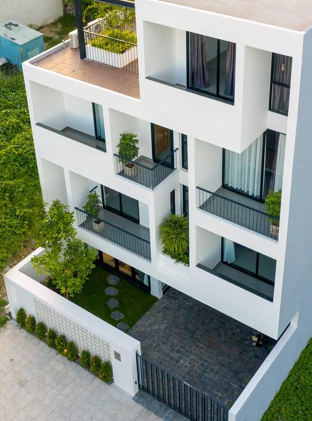 Căn nhà thứ hai 4,5 tỉ đồng tuyệt đẹp ở Đà Nẵng của đại gia Hà Nội chỉ dành riêng cho các kỳ nghỉ - Ảnh 1.