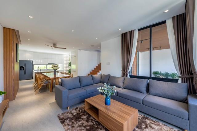 Căn nhà thứ hai 4,5 tỉ đồng tuyệt đẹp ở Đà Nẵng của đại gia Hà Nội chỉ dành riêng cho các kỳ nghỉ - Ảnh 4.